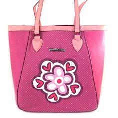 343d822015d  french touch  bag  Agatha Ruiz De La Prada pink. - http