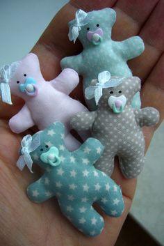 Little bear (5,5 cm) - the toy for dolls (Lati Yellow, PukiFee, Blythe, Nappy Choo...) on Etsy, $16.19