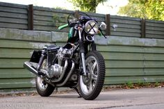 Rough Cycles Honda CB750 RC01