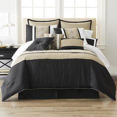 Home Expressions Cambria 10-pc. Comforter Set