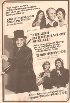 The 3rd Barry Manilow Special
