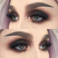 1,380 вподобань, 54 коментарів – @helenesjostedt в Instagram: «I used @limecrimemakeup Venus palette | @urbandecaycosmetics eyeshadow blackout | @makeupstore eye…»