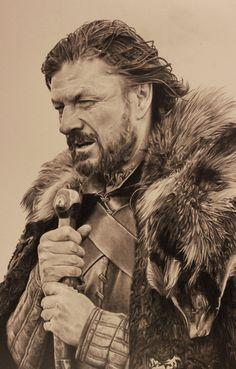 Eddie Stark - Game of Thrones by Lewis3222.deviantart.com on @deviantART