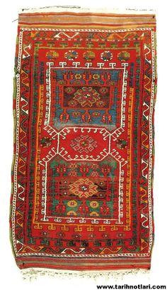 ADÍYAMAN - Southeastern Anatolia.  Kurdish rug.