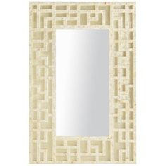 Pier One Wall Mirrors ivory mother of pearl mirror, pier one imports | beautiful mirrors