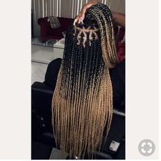 Box braids are beautiful, timeless, and practical. Take a look at 40 styles feat… Box braids are beautiful, timeless, and practical. Take a look at 40 styles featuring small box braids (braids the size of a pencil or smaller). Small Box Braids Hairstyles, Short Box Braids, Blonde Box Braids, Black Girl Braids, African Braids Hairstyles, Braids For Black Hair, Girls Braids, Black Girls Hairstyles, Braided Hairstyles