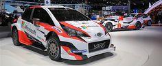 WRC 2017: Toyota presenta el Yaris WRC y anuncia a Latvala | Toyota of Hollywood