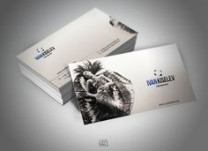 Business card for photographer by yuliusstar