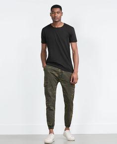 Pantalon Homme Militaire Zara Militaire Pantalon Pantalon Militaire Zara Homme Zara Pantalon Homme BQdxoWrCe