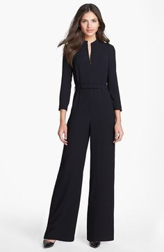 you'd have to be stick thin to pull it off, but wow is this a chic jumpsuit