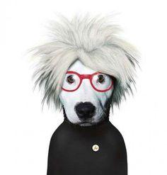 Dog Warhol