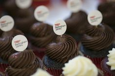 Cupcakes del TEDx Bellingham