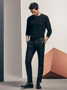 Men's Suits | Massimo Dutti Spring Summer Collection 2017