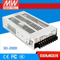 69.23$  Buy here - http://alizvb.shopchina.info/go.php?t=32705352466 - [MEAN WELL] original SD-200D-48 48V 4.2A meanwell SD-200 48V 201.6W Single Output DC-DC Converter  #buyininternet