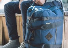 freshnessmag:  Woolrich & The-Hillside Team Up on the Ideal...