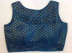 Blouse Neck Designs, Blouse Patterns, Boat Neck, Sleeveless Blouse, Sarees, Tank Man, Blouses, Mens Tops, Fashion