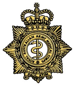 Royal Australian Army Medical Corps.