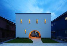 DIP/ディップ建築都市設計事務所 『豊かな空間を持つ家』   http://www.kenchikukenken.co.jp/works/1200447654/1560/