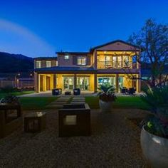 The luxury Cardinal plan at Phoenix Crest - new homes by Benchmark Communities in Rancho Cucamonga