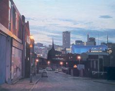 Birmingham City centre from Digbeth