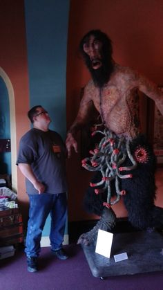 Real size Wilbur Whateley