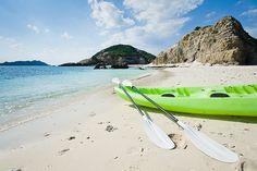 Tokashiki Island, Okinawa - giant sea turtles and very clear water