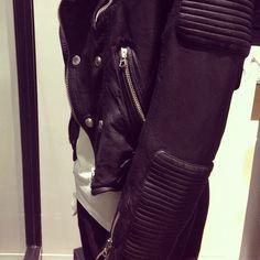Leather #fashion