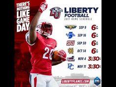 Liberty Football