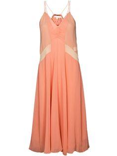 Silk Georgette Dress - Sale