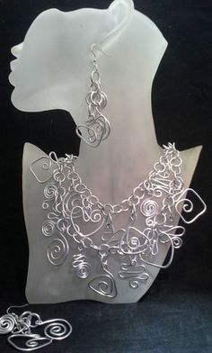 Hey, I found this really awesome Etsy listing at https://www.etsy.com/listing/207176779/silver-colored-charm-necklace-and
