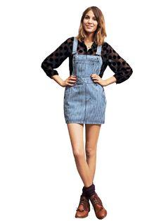 Alexa Chung style inspiration it girl icon fashion