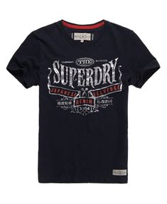 Superdry T-shirt Selvedge