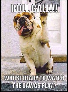 Bulldog Game, Bulldog Mascot, Mississippi State Bulldogs Football, French Bulldog, English Bulldogs, Auburn Tigers, Ny Yankees, College Football, State University