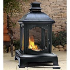 Outdoor cooking fire pit this links to costco uk site for Foyer exterieur propane