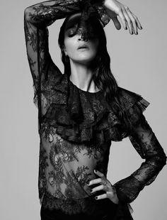 Mariacarla L'Audacieuse: Mariacarla Boscono by Jean-Baptiste Mondino for Numero Magazine September 2016