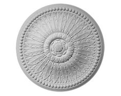 29 3/8in.OD x 2 7/8in.P Springtime Ceiling Medallion No Finish