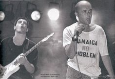 Luca Prodan and Ricardo Mollo of Sumo, one of Argentine rock's best bands! Music Do, Music Is Life, Rock Music, Pity Alvarez, Rock Argentino, Sumo, El Rock And Roll, From Here To Eternity, Alternative Rock Bands