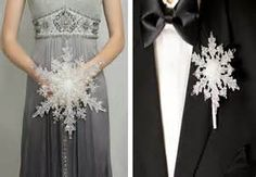 Snowflake Boquet - Yahoo Image Search Results