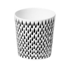 I want to drink out of this every day. // Bono Monochrome Cup // Poketo