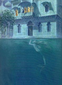 mermaidscorner: The little mermaid By Christian...