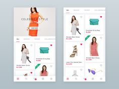 This is the initial concept for shopping app. Don't forget to check out the bigger view :) Thank you for watching ! App Ui Design, Mobile App Design, User Interface Design, Web Design, Mobile Ui, Android Design, Flat Design, Hotel Booking App, Ecommerce App