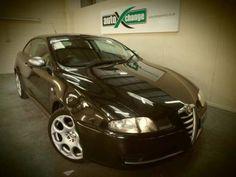 Used 2008 (08 reg) Black Alfa Romeo GT 1.8 TS BlackLine 2dr for sale on RAC Cars