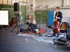 Ruhrgebietmitte hat KulturPOTTential - betreibt OSTWEST Kulturtransfer: BO Rundlauf 2014 Bilder vom Moondog Konzert mit Lakatos -Trimba,Sellner - Cello