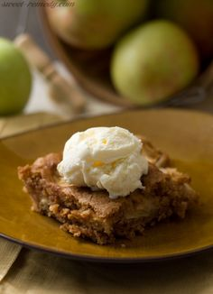 Simple Apple Cake - Sweet Remedy