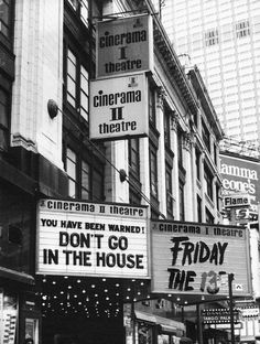 Horror @ Broadway and 47th, NYC, 1980.