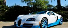 Bugatti veyron centenaire at sunset wallpaper