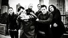 Rammstein spielen 2017 als Headliner bei 'Rock am Ring' und 'Rock im Park'
