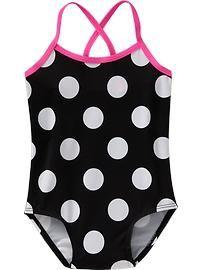 Teenie wahine pink roxy logo bikini toddler