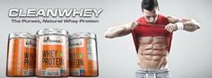 CLEANWHEY - The Purest Whey Protein with Natural Flavoring & Sweeteners! https://www.facebook.com/photo.php?fbid=645000668877058