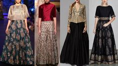 Latest Indo western Wedding outfits ideas for coctail / reception /sangeet Western Outfits For Women, Wedding Outfits For Women, Dresses To Wear To A Wedding, Indian Wedding Outfits, Western Dresses, Indian Outfits, Clothes For Women, Wedding Wear, Dress Wedding